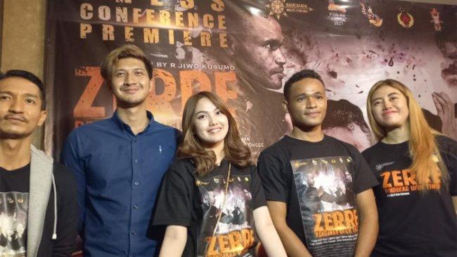 Akan Tayang, Film Zerre: Pendekar Ufuk Timur Bangkitkan Gairah PON XX di Papua