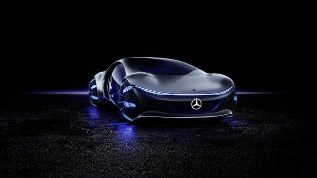 Terinspirasi Avatar, Mercedes-Benz Optimis BCI Bisa Tingkatkan Kenyamanan Berkendara di Vision AVTR