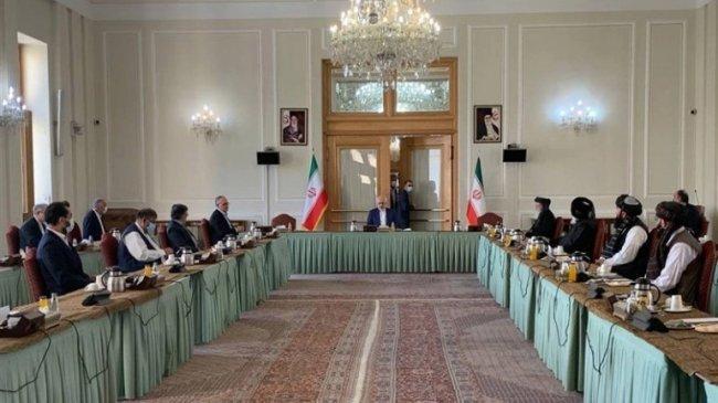 Delegasi Pemerintah Afghanistan Bertemu Taliban di Iran
