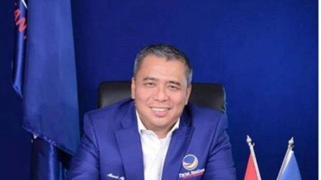 Dua Tahun Sukses Atasi Pandemi, NasDem Bangga dengan Prestasi Jokowi-Ma'ruf Amin