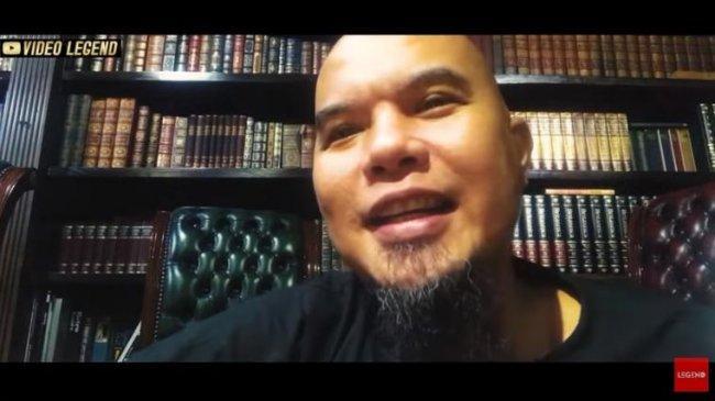Pertanyaan Ahmad Dhani yang Membuat Eben Burgerkill Tertawa