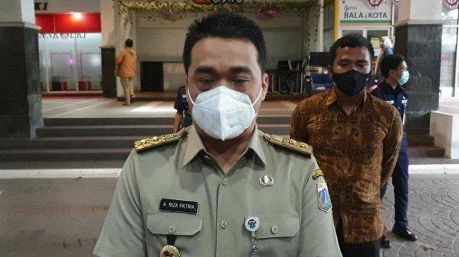 Dibantah Wagub DKI Ahmad Riza Patria, Wali Kota Jaktim Ralat Pernyataan Soal PPKM Level 1