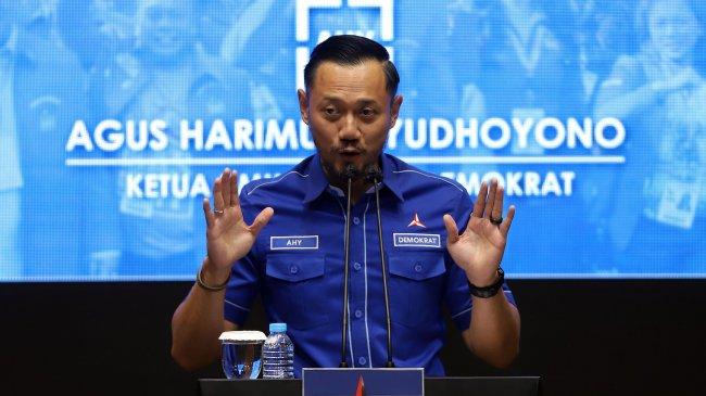 Di NTT, AHY Minta Kader Demokrat Kompak Jaga Kedaulatan Partai