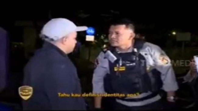 Sosok Aipda Ambarita, Polisi Viral yang Periksa Paksa HP Warga, Diduga Melanggar SOP