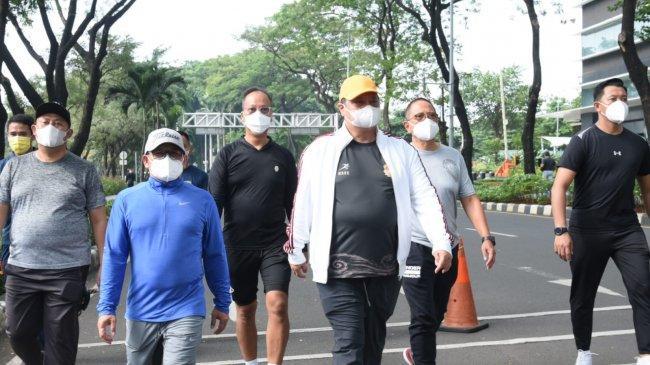 Airlangga Hartarto Cocok Berduet dengan Gus Ami di Pilpres 2024