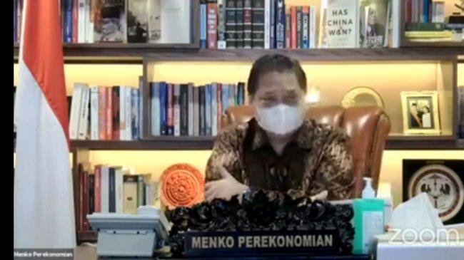 Sesuai Arahan Airlangga, Golkar Tangerang Imbau Masyarakat Terkait PPKM Darurat
