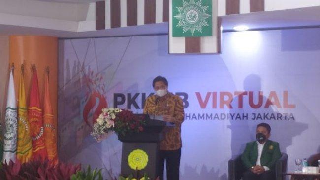 Airlangga Sebut Generasi Muda Bakal Miliki Peran Penting Dorong Kewirausahaan Indonesia