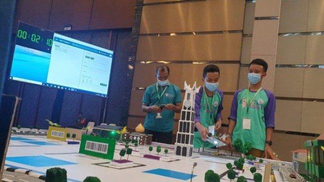 Madrasah Robotic Competition 2021 Menumbuhkan Kreativitas dan Imajinasi Kebermanfaatan Manusia