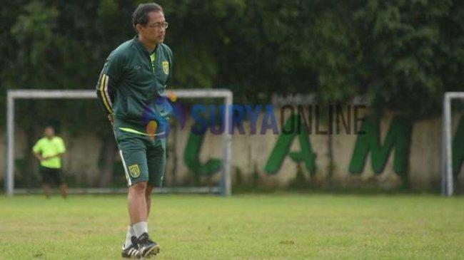 Aji Santoso Jelaskan Kondisi Terkini Pemain Persebaya Surabaya yang Alami Cidera