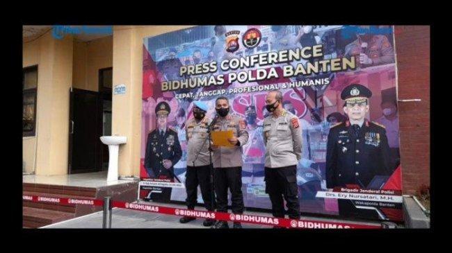 Brigadir NP yang Banting Mahasiswa Ditahan dalam Rutan Ditpropam Polda Banten, Ini Alasannya