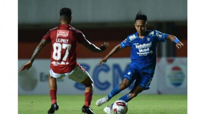 Hadapi Bali United di BRI Liga 1, Beckham Putra Minta Persib Bandung Tingkatkan Kewaspadaan
