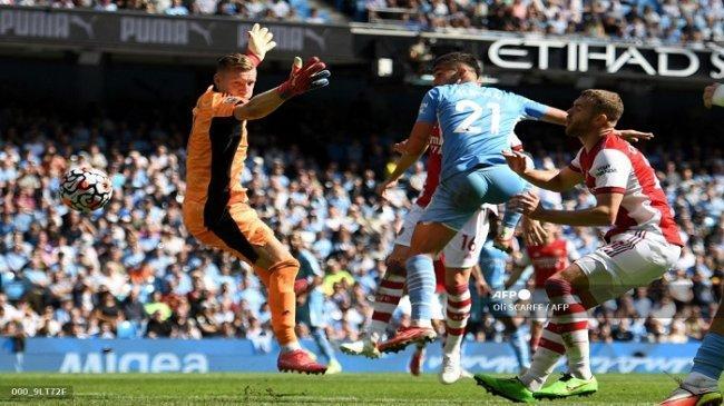 Manchester City vs Southampton: Ferran Torres Dijagokan Mencetak Gol Lewat Sundulan, Ini Alasannya