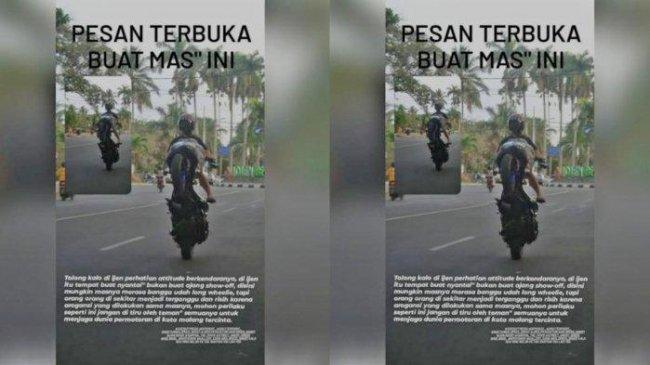 Polresta Malang Kota Amankan Dua Pemuda yang Viral Freestyle di Jalan Ijenuntuk Cari Sensasi