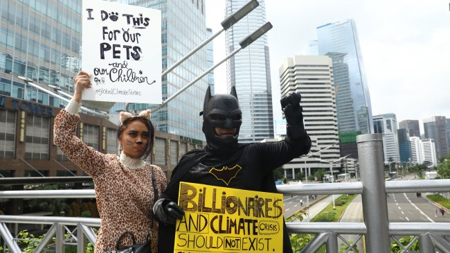 Kemenkeu: Indonesia Berkomitmen pada Isu Perubahan Iklim