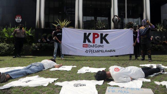 Tok! MK Tolak Gugatan Pegawai KPK, Putuskan TWK Sudah Sesuai Konstitusi
