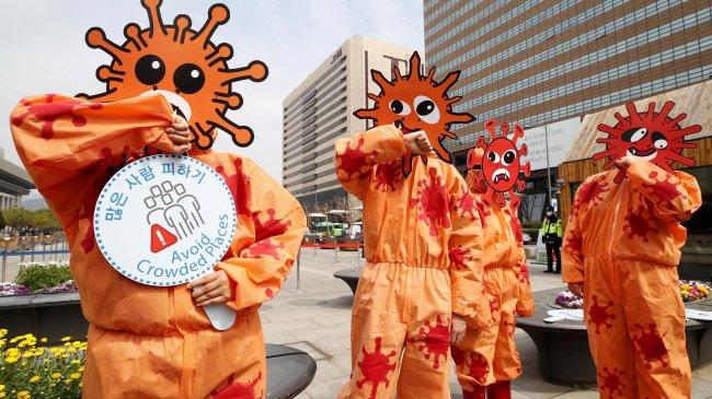Korea Selatan Ingin Ubah Covid-19 Jadi Penyakit Menular yang Terkendali, Bahas Hidup dengan Pandemi