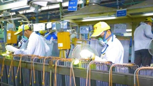 Kemenperin Sebut Industri Elektronika Pasok AC dan Kipas Angin ke Fasilitas Kesehatan