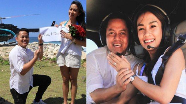 Lamar Melanie Putria di Helikopter, Ini Profil Aldico Sapardan, Pernah Alami Hal Pilu Bersama Mantan