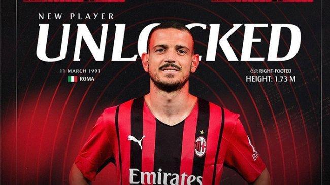 Totalitas Tanpa Batas Florenzi untuk AC Milan: Saya Siap Jadi Kiper Gantikan Mike Maignan