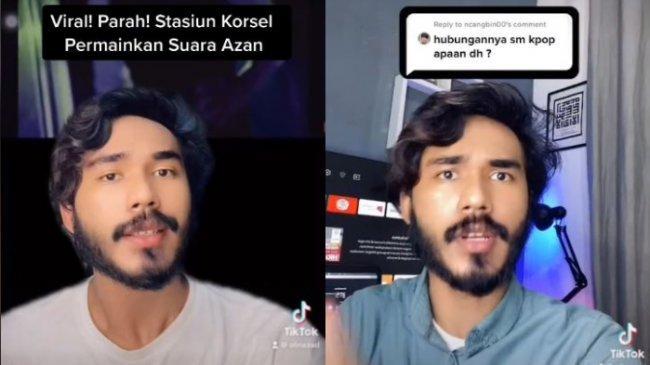 Muncul Petisi Boikot Tiktokers Ali Hamza Gara-gara Kontennya Dianggap Singgung K-pop & Sebar Fitnah
