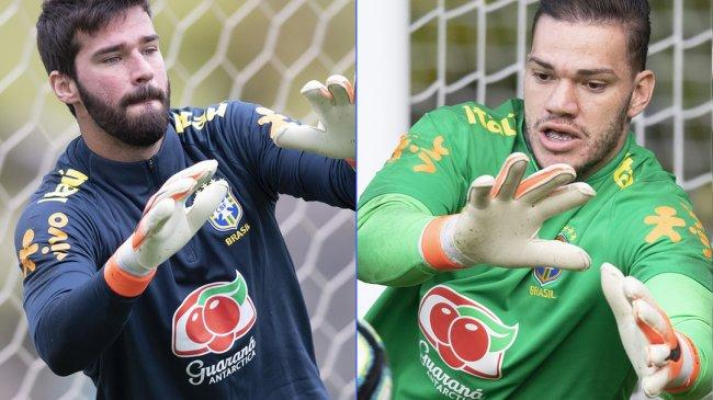 Ederson Panaskan Pos Penjaga Gawang Brasil di Copa America 2021, Alisson Rawan Tersisih