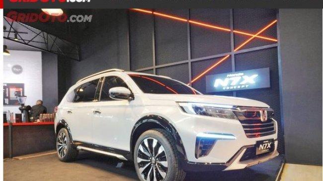 Peluncuran All New Honda BR-V dengan Konsep N7X: Targetkan Penjualan 40.000 Unit pada 2022