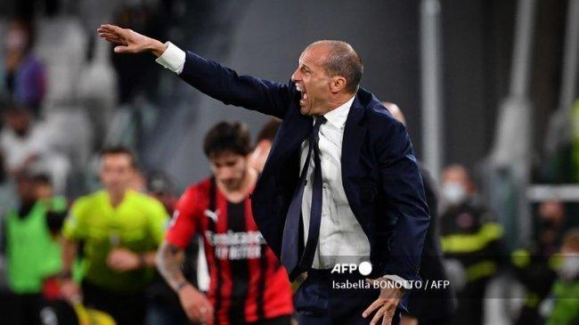 Berita Juventus:Max Allegri Mengamuk, Dua Pemain Juventus Bertengkar di Ruang Ganti Usai Lawan Milan