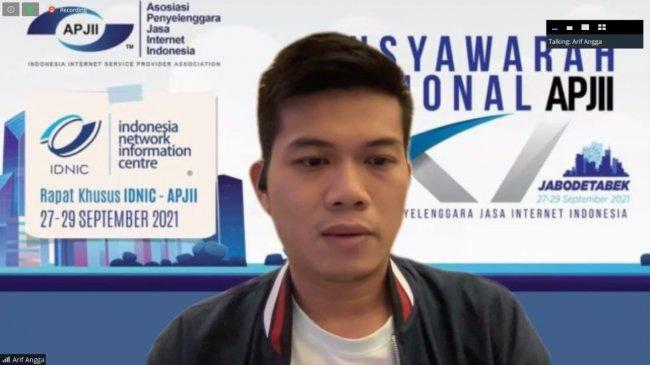 Gelar Munas XI, Muhammad Arif Angga Pimpin APJII Periode 2021-2024