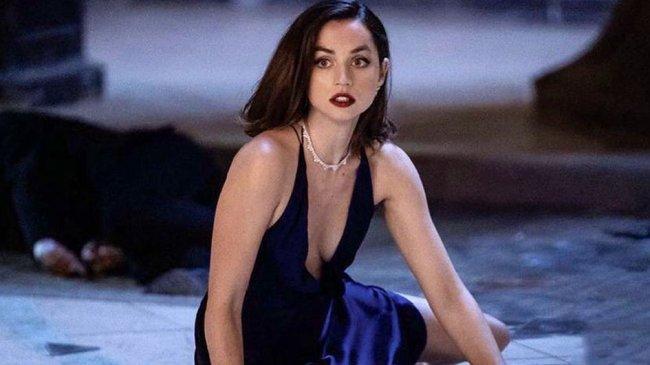 Mendobrak Stereotip, Seperti Ini Karakter Bond Girl yang Diperankan Ana de Armas