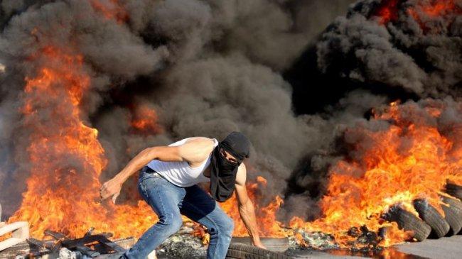 Bentrokan di Tepi Barat, Warga Palestina Tewas Ditembak Pasukan Israel