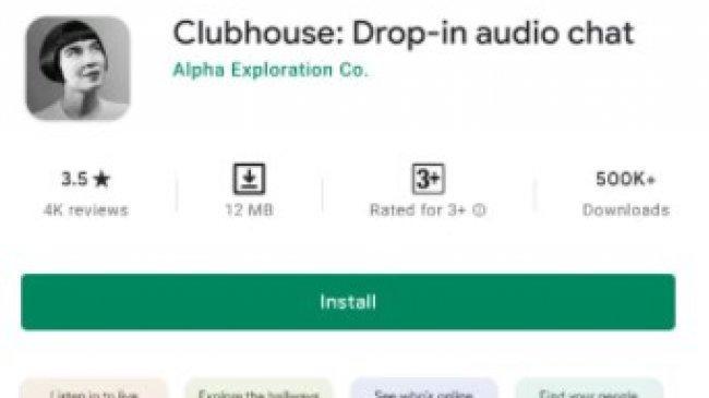 Clubhouse Rilis Tiga fitur Baru untuk Penggunanya