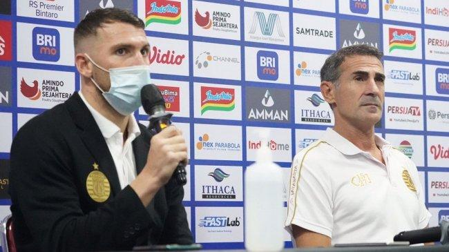 Angelo Alessio: Kekalahan Persija Tidak Layak, Wasit Oki Dwi Putra Tidak Fair