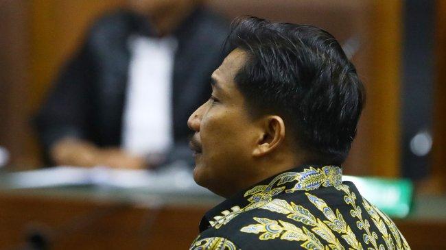 Bowo Sidik Mengaku Terima Uang Dari Sofyan Basir Saat Bertemu di Plaza Senayan
