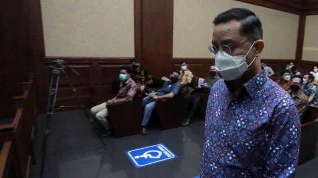 Respons Juliari Batubara soal Pengajuan JC Terdakwa Bansos Matheus Joko Santoso