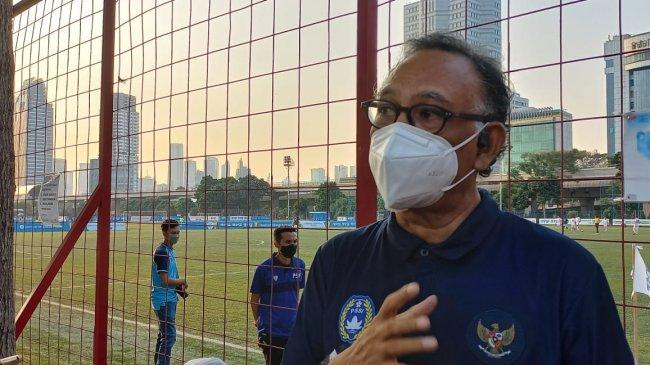 Peringkat Timnas Indonesia di FIFA Turun ke-174, Exco PSSI Masih Optimistis pada Shin Tae-yong