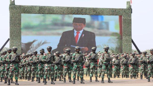 3.103 Warga Sipil Ditetapkan Jadi Komponen Cadangan TNI, Istana Beberkan Tugas dan Fungsinya