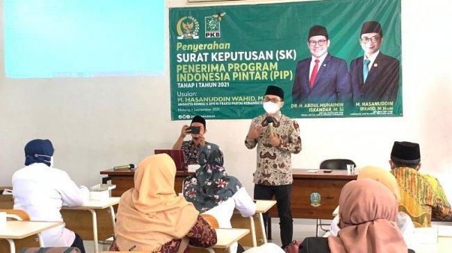 Hasanuddin Wahid Fasilitasi 23 Ribu Pelajar Malang Raya dapat Program Indonesia Pintar