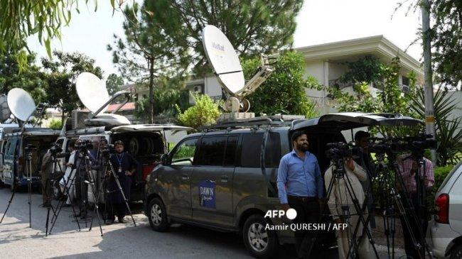 Seorang Jurnalis Tewas dalam Serangan di Pakistan, Dituduh Bekerja Sama dengan Pasukan Keamanan