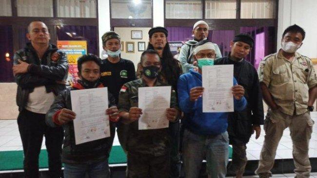 Bentrok Ormas vs Debt Collector di Sukabumi yang Sempat Bikin Warga Ketakutan, Begini Endingnya