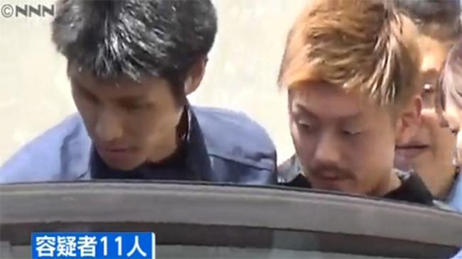 11 Anggota Yakuza Jepang Ditangkap Karena Membobol ATM 11,4 Juta Yen