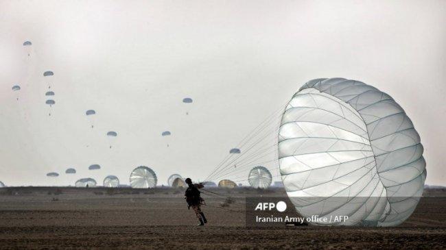 Iran Gelar Latihan Militer Kelima dalam 2 Pekan di Tengah Ketegangan dengan AS