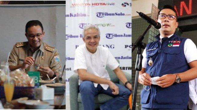 PPP Lirik Anies Baswedan, Ridwan Kamil, Ganjar Pranowo, dan Khofifah Jadi Capres 2024