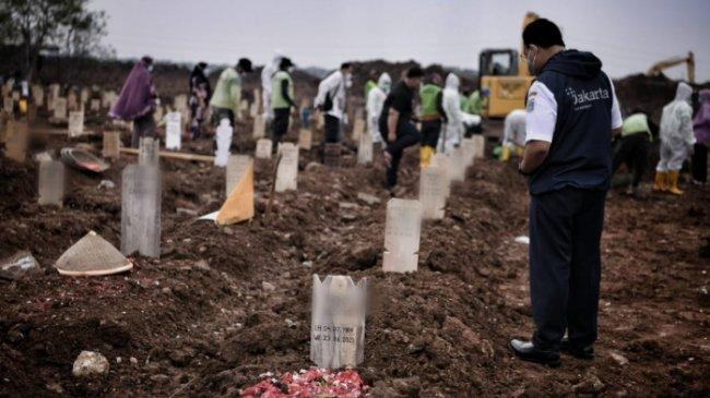 Anies Baswedan: DKI Jakarta Nol Pemakaman Protap Covid-19 Dalam 24 Jam Terakhir