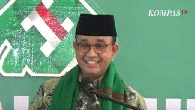 Bakal Dideklarasikan Jadi Capres, Anies Baswedan Pilih Diam, Bagaimana dengan Ganjar dan Prabowo?