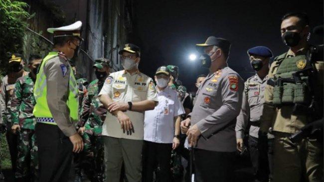 BREAKING NEWS: Seluruh Akses Masuk dan Keluar Jakarta Ditutup MulaiPukul 00.00 WIB