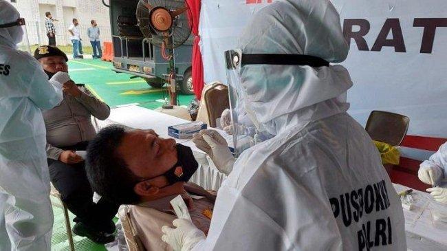 Penumpang yang Baru Tiba dari Luar Negeri Wajib Tes PCR di Bandara Soekarno-Hatta