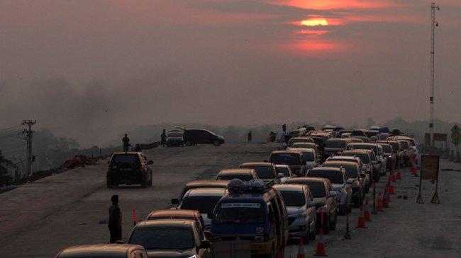 Kembali Dibangun, Tol Batang-Semarang Mulai Besok Ditutup