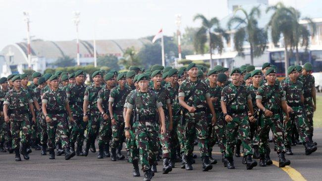 Sekilas Pendidikan Militer Mahasiswa dan Wajib Militer Korea, Sama-sama Bela Negara, Tapi?