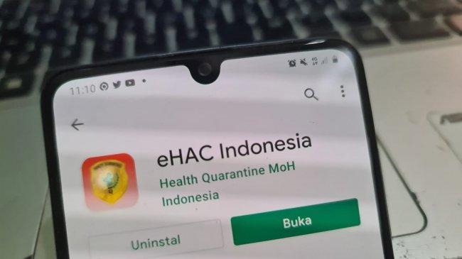 Klarifikasi Kemenkes soal Dugaan Kebocoran Data eHAC, Minta Pengguna Hapus Aplikasi eHAC yang Lama