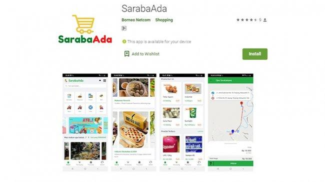 Kreatifnya Anak Muda Tabalong Geliatkan Usaha Lokal, Kembangkan Marketplace SarabaAda